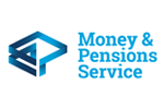The Money and Pensions Service logo