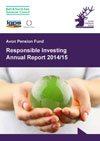 Responsible Investing Annual Report 2014-15