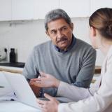 Financial advice consultation