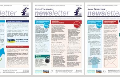 Pensioner newsletter 2015