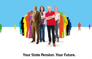 State Pension Advert